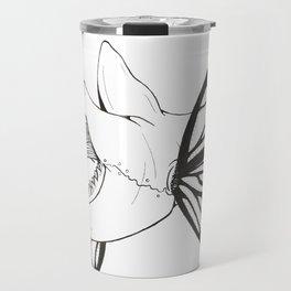 Teeth and wings Travel Mug