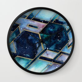 :: Castor and Pollux :: Wall Clock