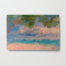 Summers Day 1X Metal Print