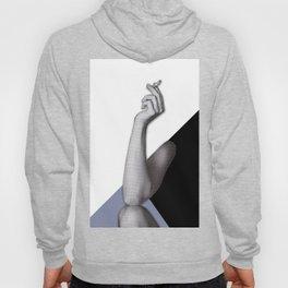 ABSTRACT ANATOMY - cigarette Hoody