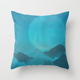 Maveth Throw Pillow