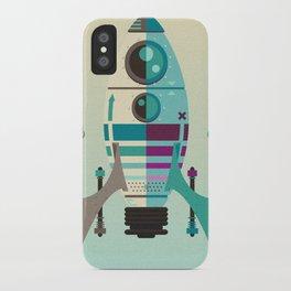 Rocket X iPhone Case