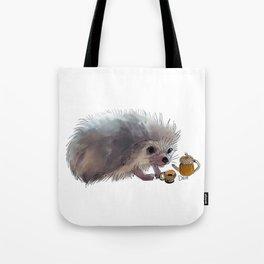 Acorn Tea Tote Bag