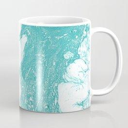 Turquoise #1 Coffee Mug