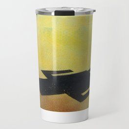 in rides the truth Travel Mug
