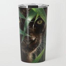 Black Panther - Wild Eyes Travel Mug