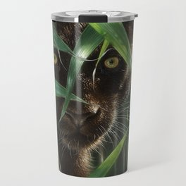 Black Panther - Wild Eyes Travel Mug