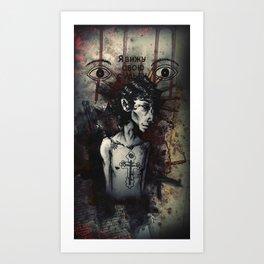 dante Art Print