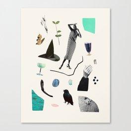 SCAVENGER HUNT Canvas Print
