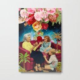 Gardening Stories 1 Metal Print