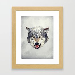 Lobo Framed Art Print