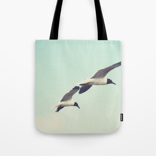 Come fly with me, let's fly, let's fly away Tote Bag