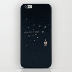 4. All of my thoughts iPhone & iPod Skin