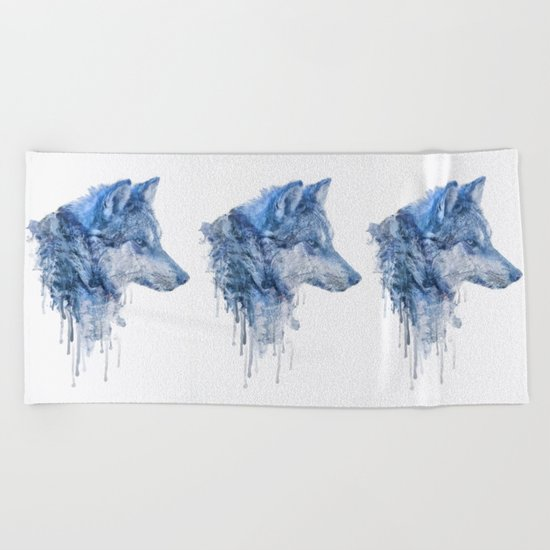 Loup Beach Towel