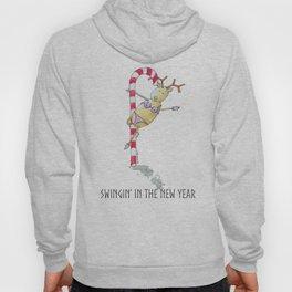 Swingin' In The New Year Hoody