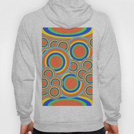 Mod - Colorful Circles Hoody
