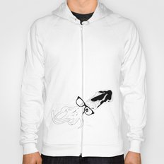 Other Hipster Squid! Hoody