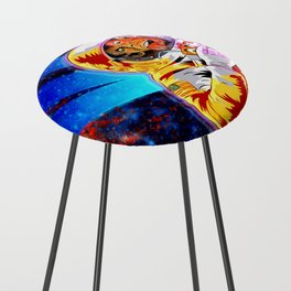 SPACE CHIMP Counter Stool