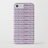 buildings iPhone & iPod Cases featuring buildings by Mariana Beldi