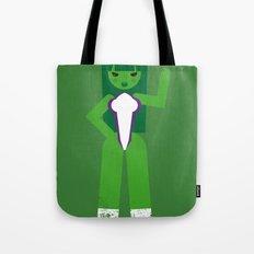 She Hulk Tote Bag