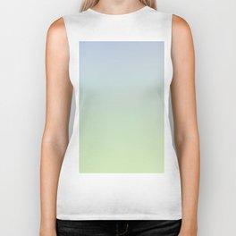 ENTER QUIETLY - Minimal Plain Soft Mood Color Blend Prints Biker Tank