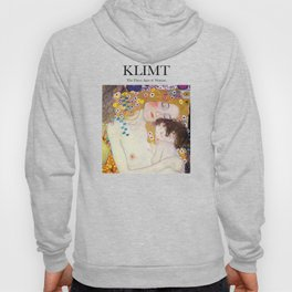 Klimt - The Three Ages of Woman Hoody
