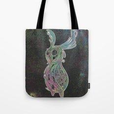 Spacebun Tote Bag