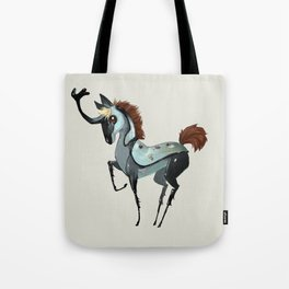 Tiny Unicorn (3 of 3) Tote Bag