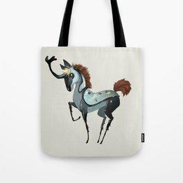 Tiny Unicorn (3 of 3) Tote Bag