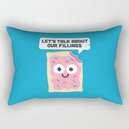 Tart Therapy Rectangular Pillow