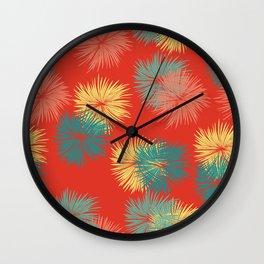 Quill II Wall Clock