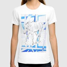 Collage Zebra 43 T-shirt