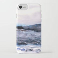 layers of colour 2 Slim Case iPhone 7