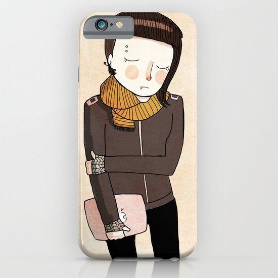 Lisbeth iPhone & iPod Case