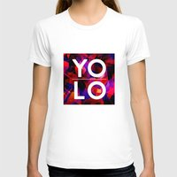 sayings T-shirts featuring Dreams of YOLO Vol.2 by HappyMelvin