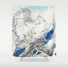 The Snows at Kenn Shower Curtain