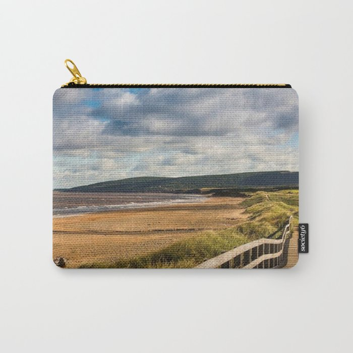 Inverness Beach Carry-All Pouch