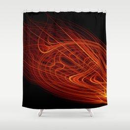 ignis CIRCUMACTUS Shower Curtain