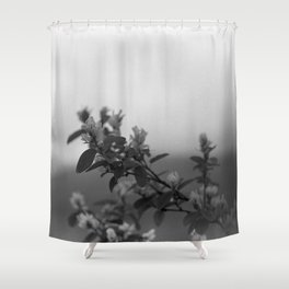 a flower for you Shower Curtain