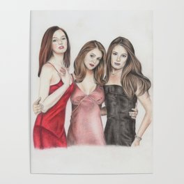 The Charmed Ones Poster