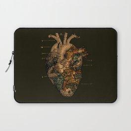 I'll Find You (Dark Brown) Laptop Sleeve