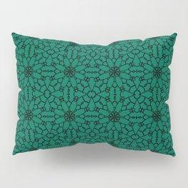 Lush Meadow Lace Pillow Sham