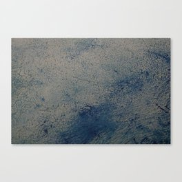 Expresion Canvas Print