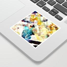 Painterly Sticker