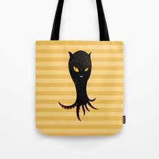 Jaguar Squid Tote Bag
