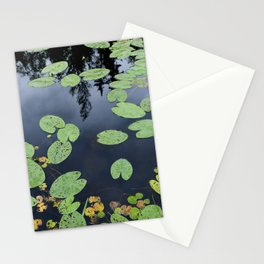 Forest lake Stationery Cards