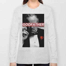 GODFATHER Long Sleeve T-shirt