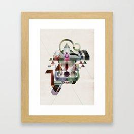 Coherence 2 Framed Art Print