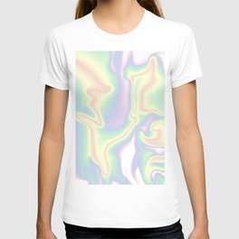 HOLOGRAPHIC DAYDREAM T-shirt