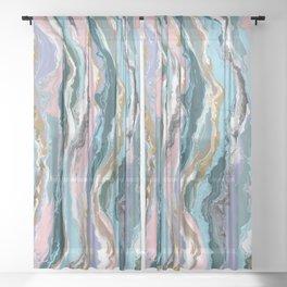 tina. Sheer Curtain